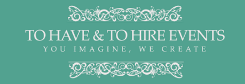 To Have & To Hire Weddings